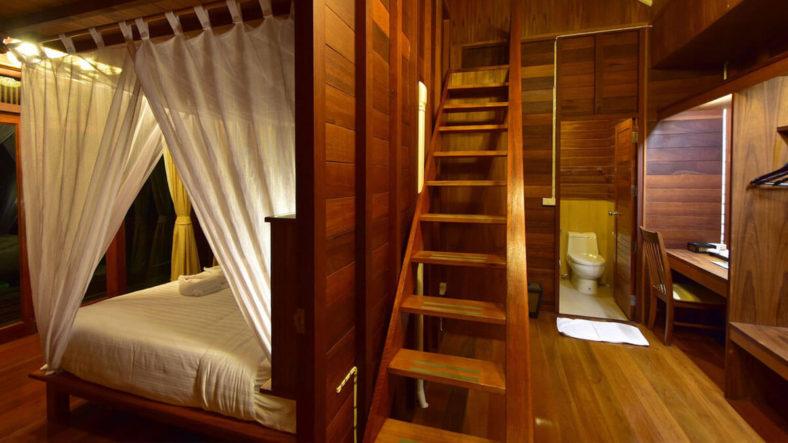 ห้องพัก Deluxe Suite Room แพ 500 ไร่
