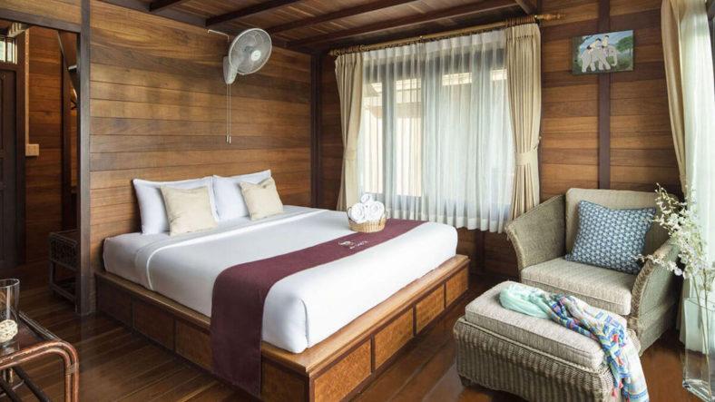 ห้องพัก Family Villa Room แพ 500 ไร่