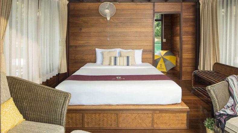 ห้องพัก Villa Room แพ 500 ไร่